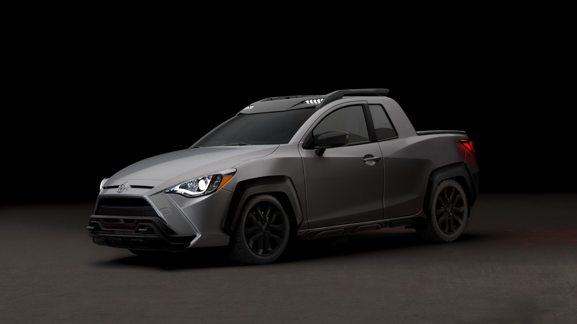 Toyota Pamer Pikap Yaris Versi April Mop Medcom Id