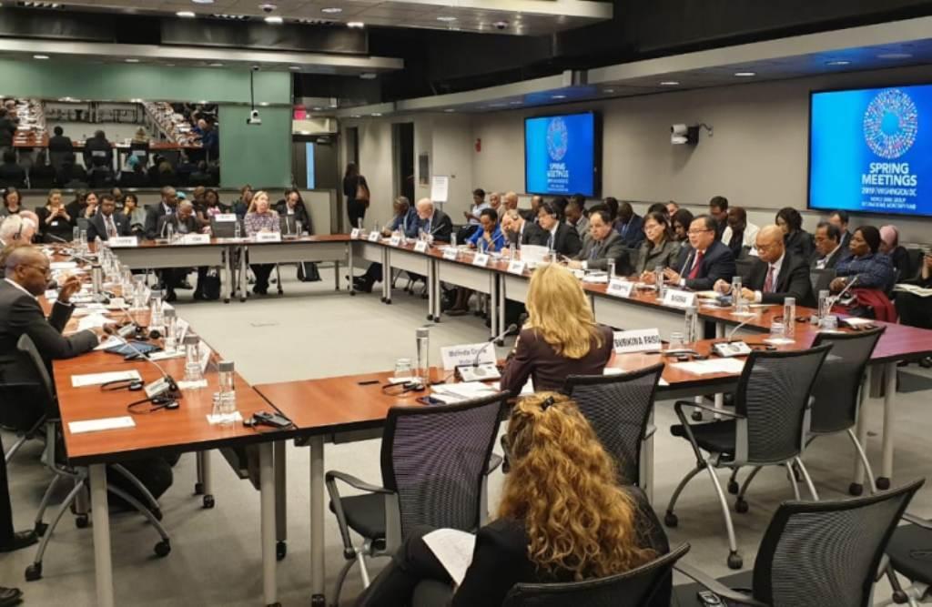 Bappenas Pamer Program JKN di IMF-WB Spring Meeting