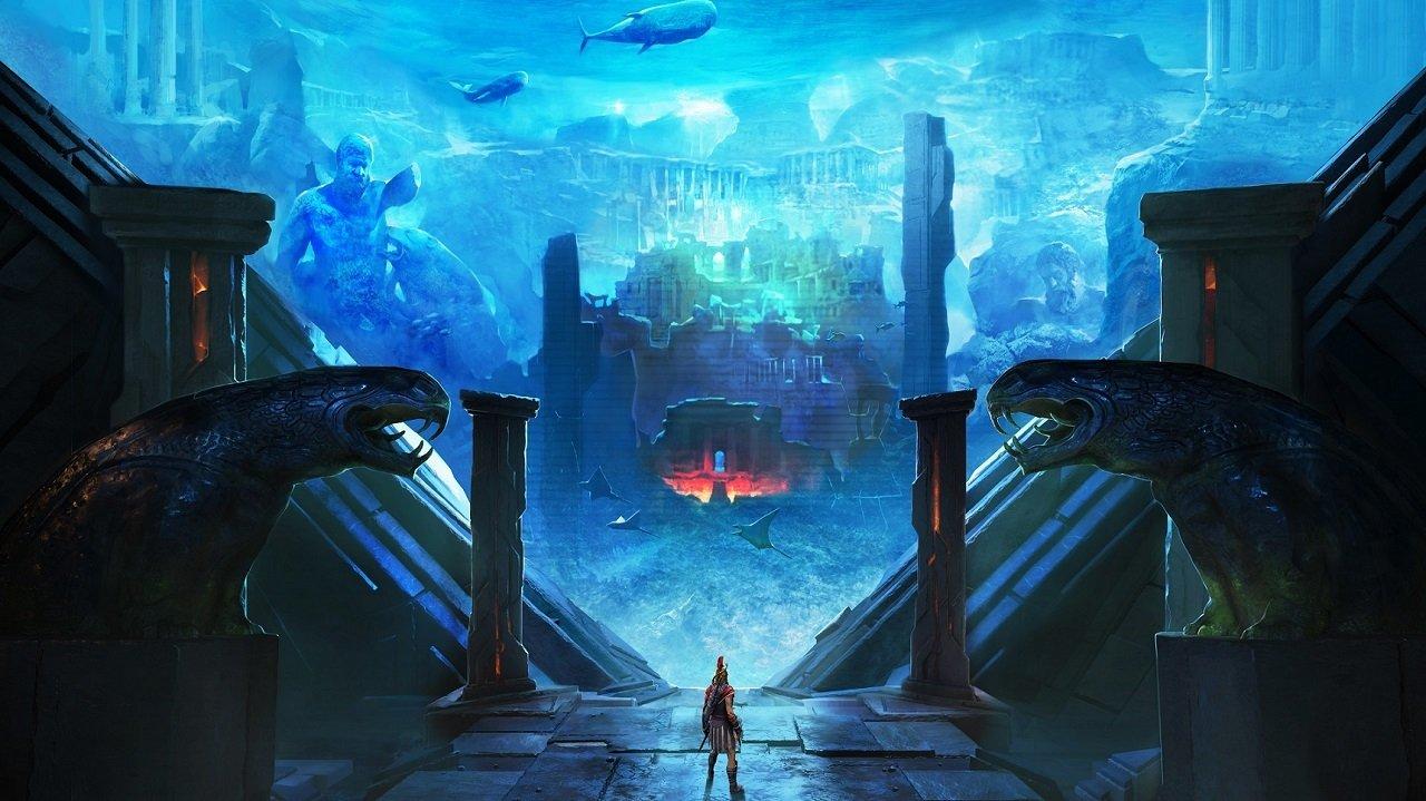 The Fate Of Atlantis Dlc Kedua Assassins Creed Odyssey Medcom Id