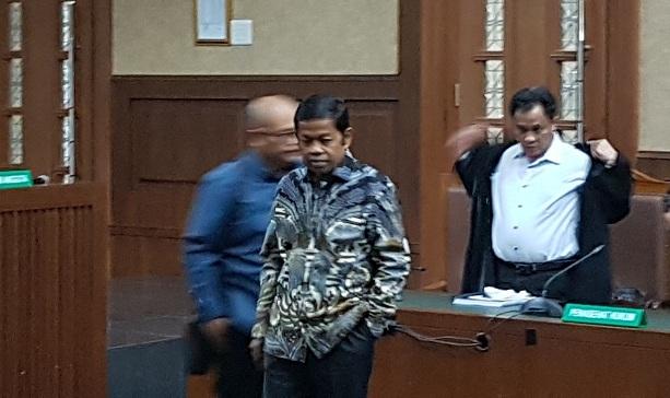 Idrus Marham Divonis 3 Tahun Penjara