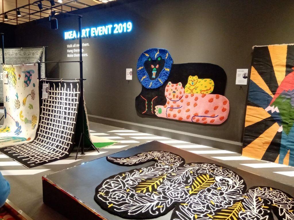Delapan Desain Karpet Kontemporer Karya Desainer Dunia