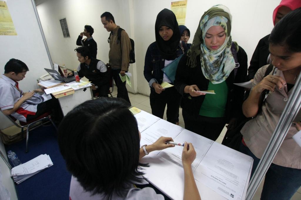 Bps Lulusan Smk Masih Dominasi Pengangguran Di Indonesia Medcom Id