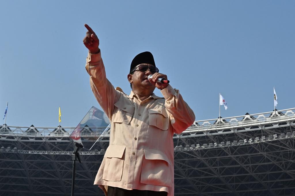 Prabowo Dilaporkan Kasus Makar