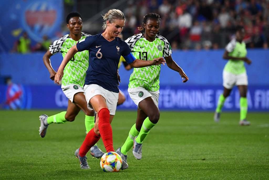 Bekap Nigeria, Prancis Lolos Sebagai Juara Grup A