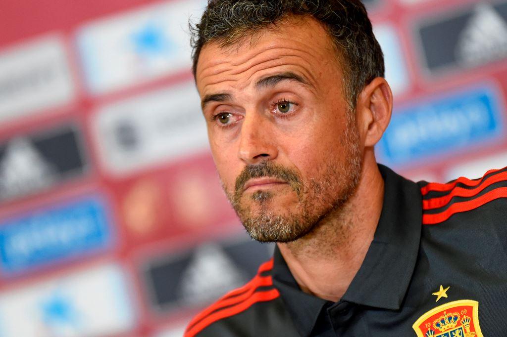Luis Enrique Mundur dari Timnas Spanyol