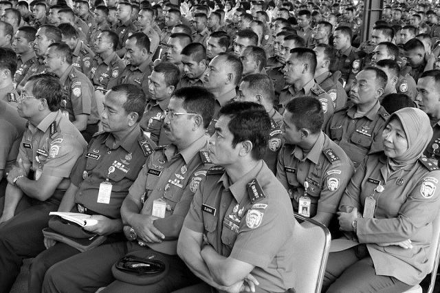 Tsunami di Tubuh TNI