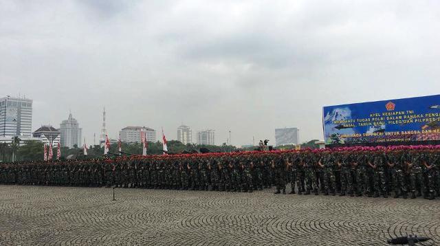 Karir Mentok Jadi Penyebab Perwira TNI Pensiun Dini