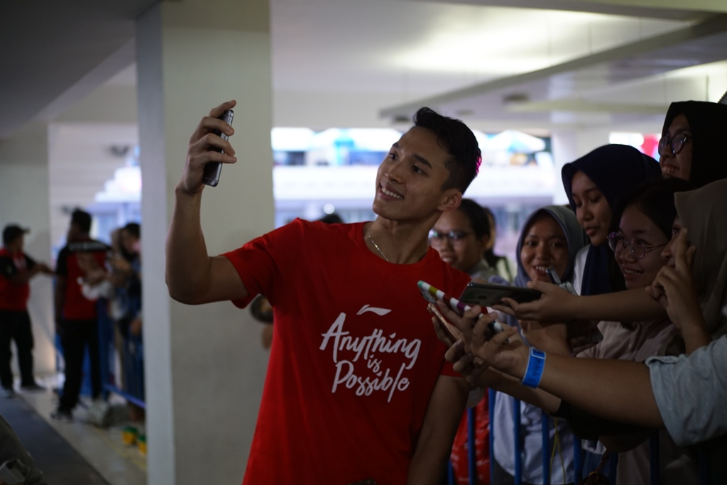 Indonesia Open 2019: Apologi Jonatan Christie