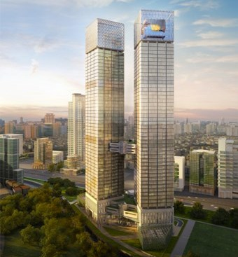 Indonesia 1 Gedung Tinggi Yang Ramah Lingkungan