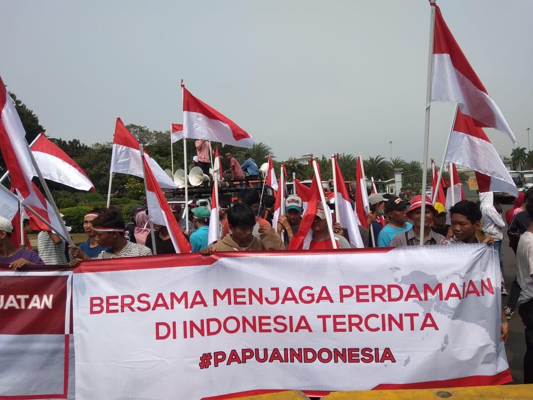 Meyakinkan Papua Bagian dari NKRI
