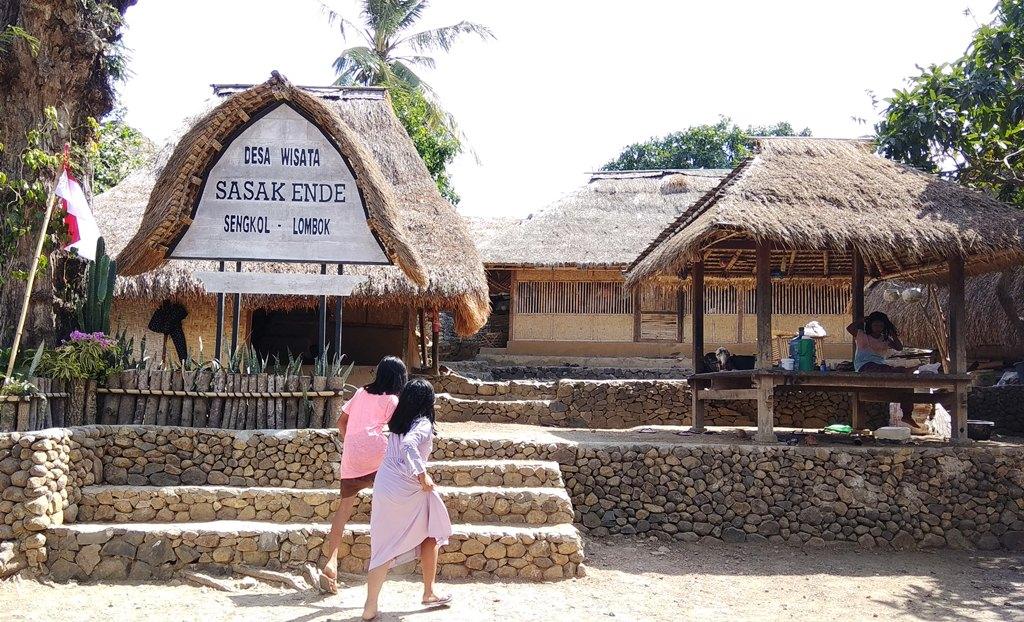 Menjelajah Dusun Wisata Ende Di Lombok Tengah Medcom Id