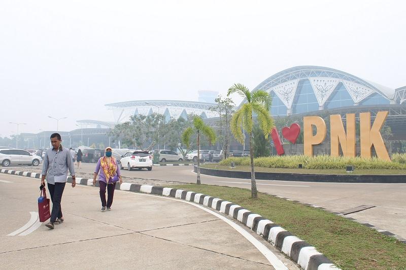 Bandara di Sumatra dan Kalimantan Tetap Beroperasi