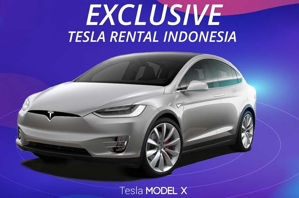 Setelah Taksi Tesla Model X Kini Jadi Mobil Rental