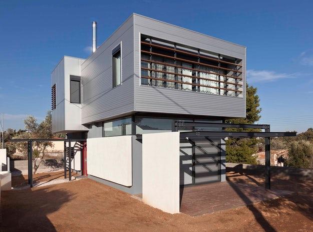 Desain Rumah Tahan Gempa