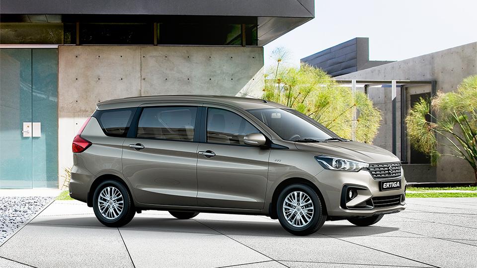 Suzuki Ertiga Bersiap Transformasi Menjadi Mobil Listrik - Medcom.id