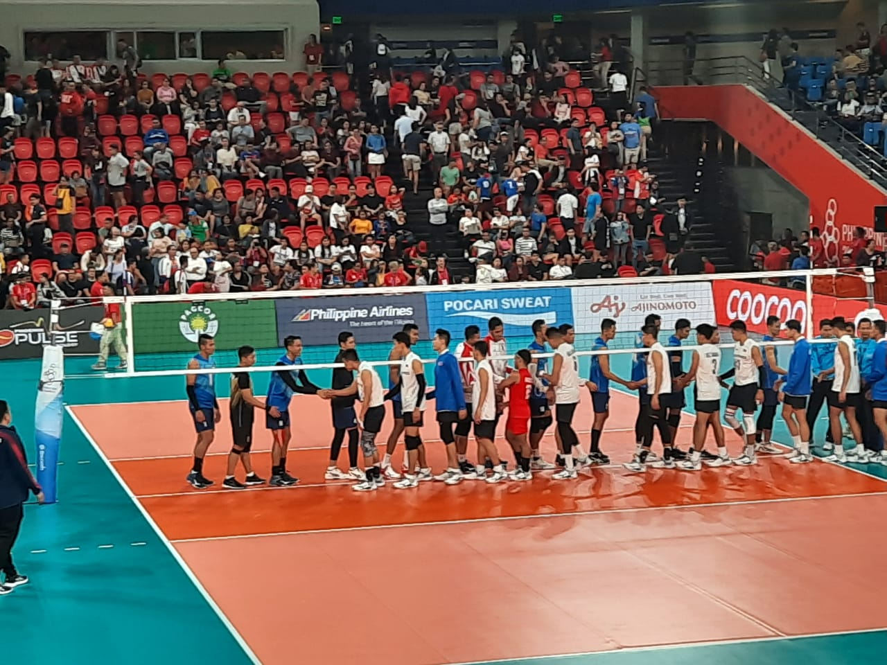 SEA Games 2019 Tim Bola Voli Putra Indonesia Ke Semifinal