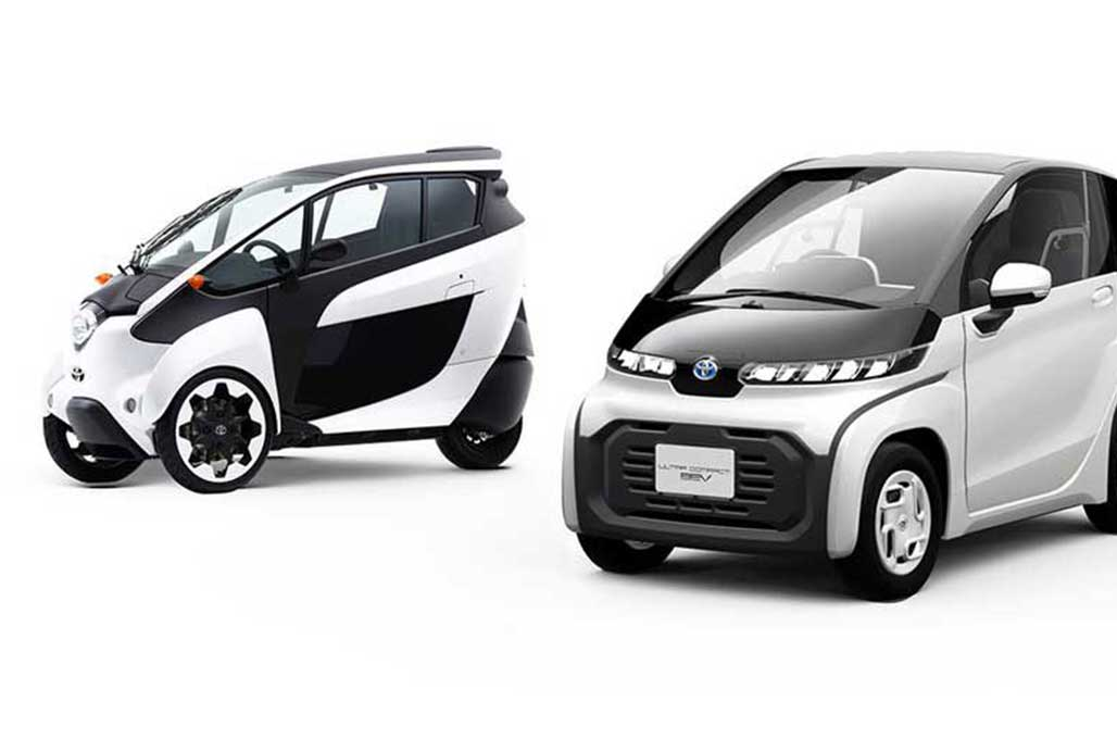 Bocoran Mobil Toyota Di 2020 Ada Mobil Listrik Lagi