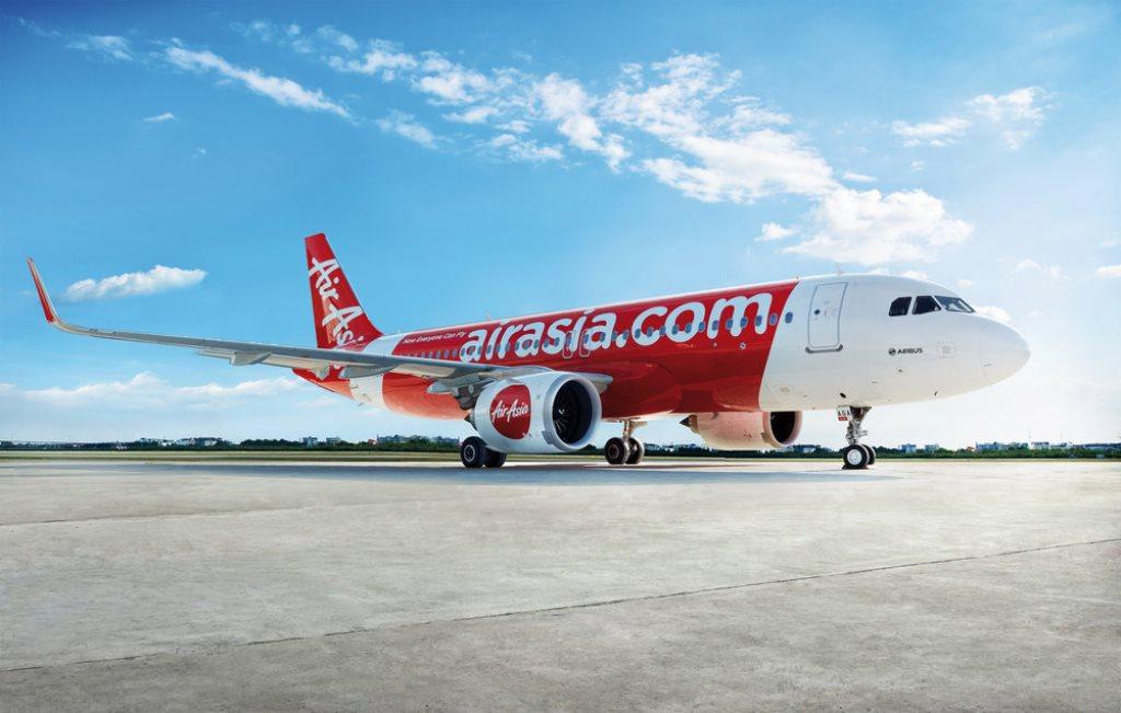 Virus Korona Merebak, AirAsia Batalkan Seluruh Penerbangan ke Wuhan