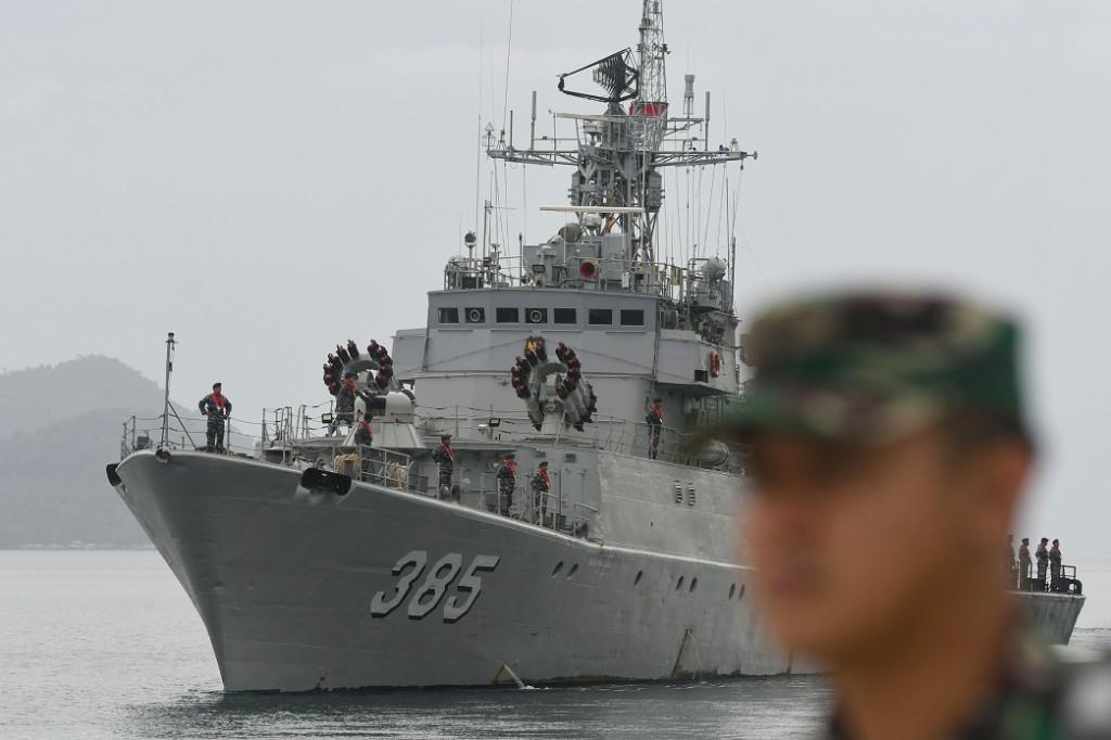 TNI Jaga Tiga Titik Bermasalah Perbatasan Perairan Indonesia