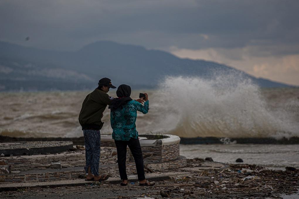 Gelombang Laut di Kepulauan Seribu Diperkirakan Capai 1,5 Meter