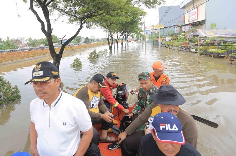 Penyintas Banjir Di Periuk Diminta Mengungsi