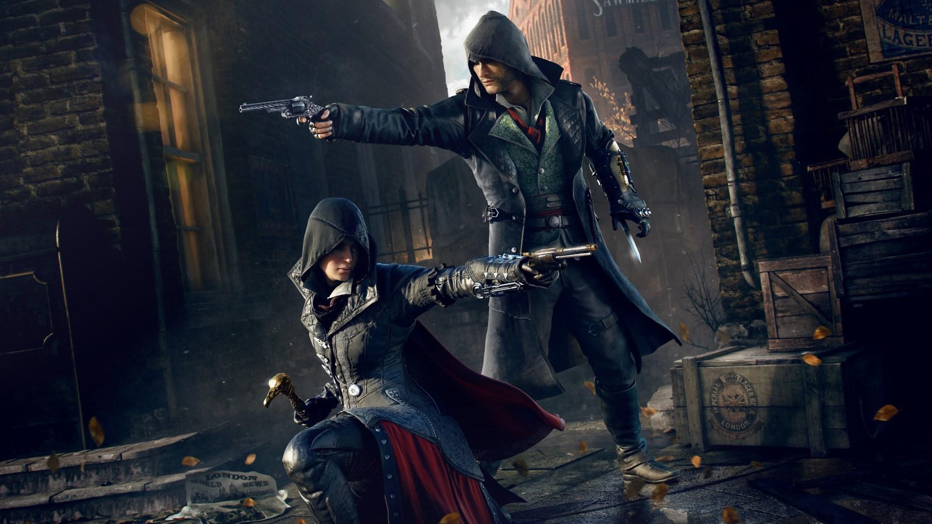 Epic Games Store Bagi Bagi Assassins Creed Syndicate Gratis