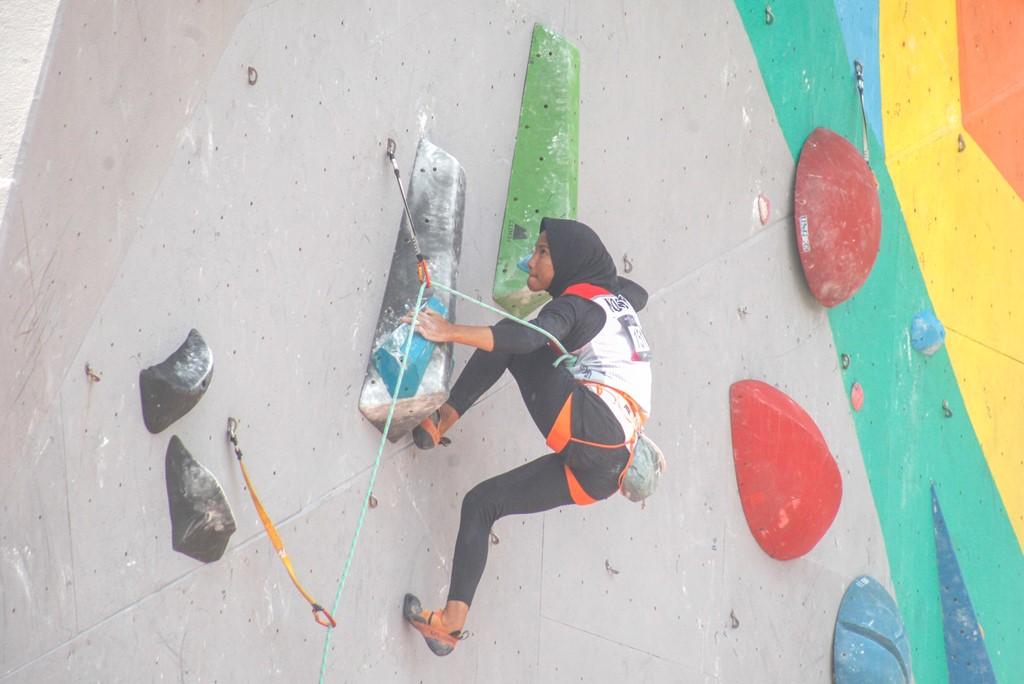Fpti Siapkan 100 Climbing Wall