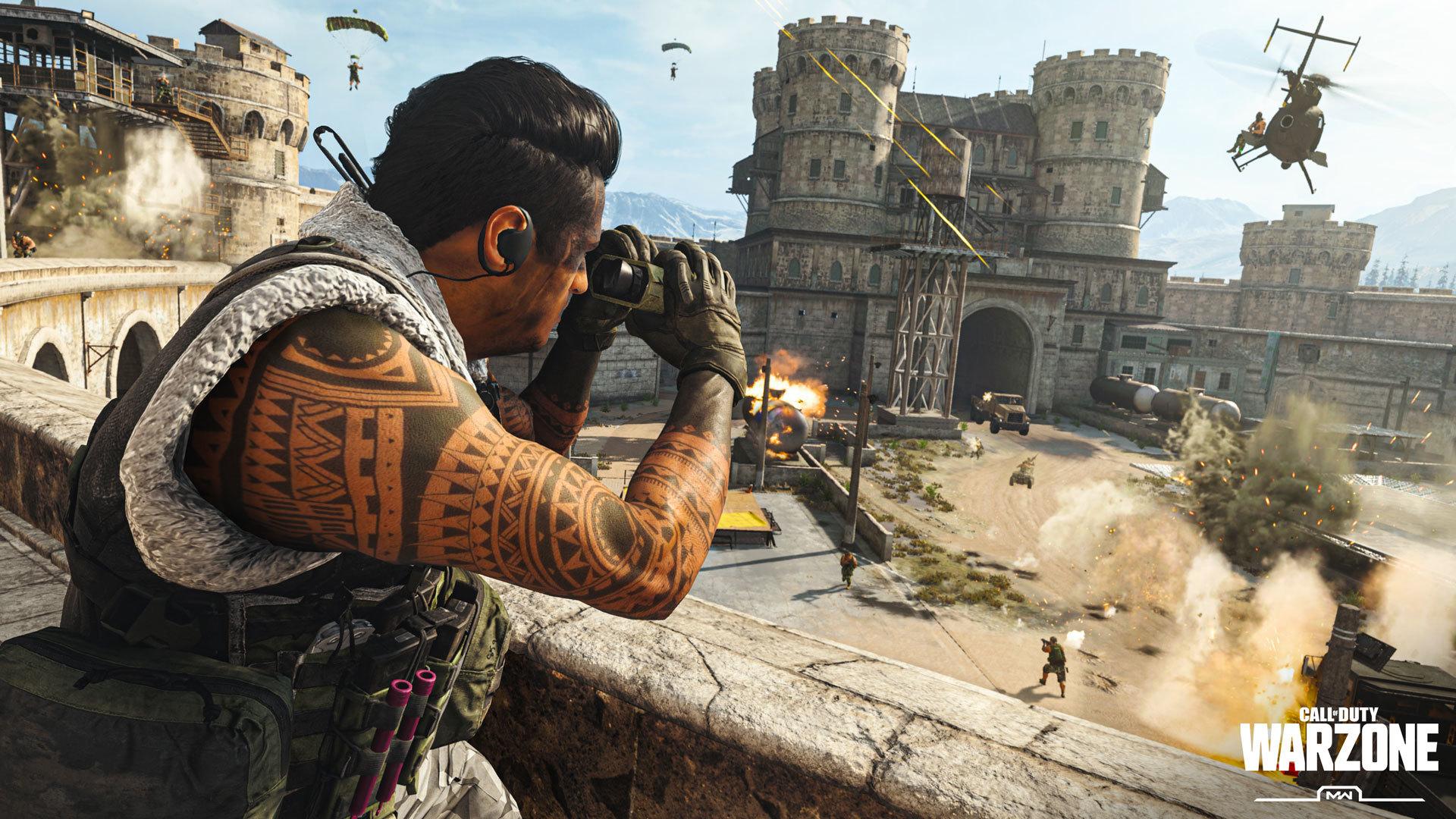 Siap Main Call Of Duty Warzone Di Pc Ini Spesifikasinya Medcom Id