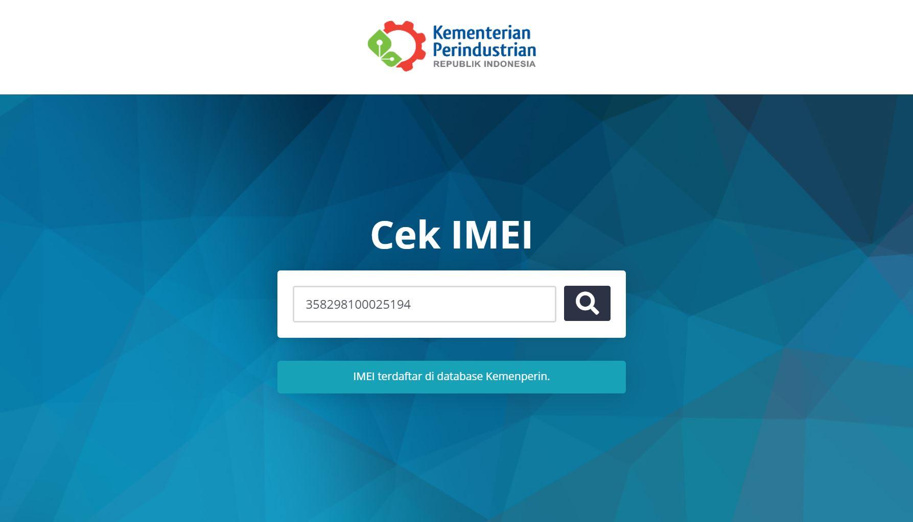 Regulasi IMEI Aktif 18 April, Begini Cara Cek IMEI di Ponsel ...
