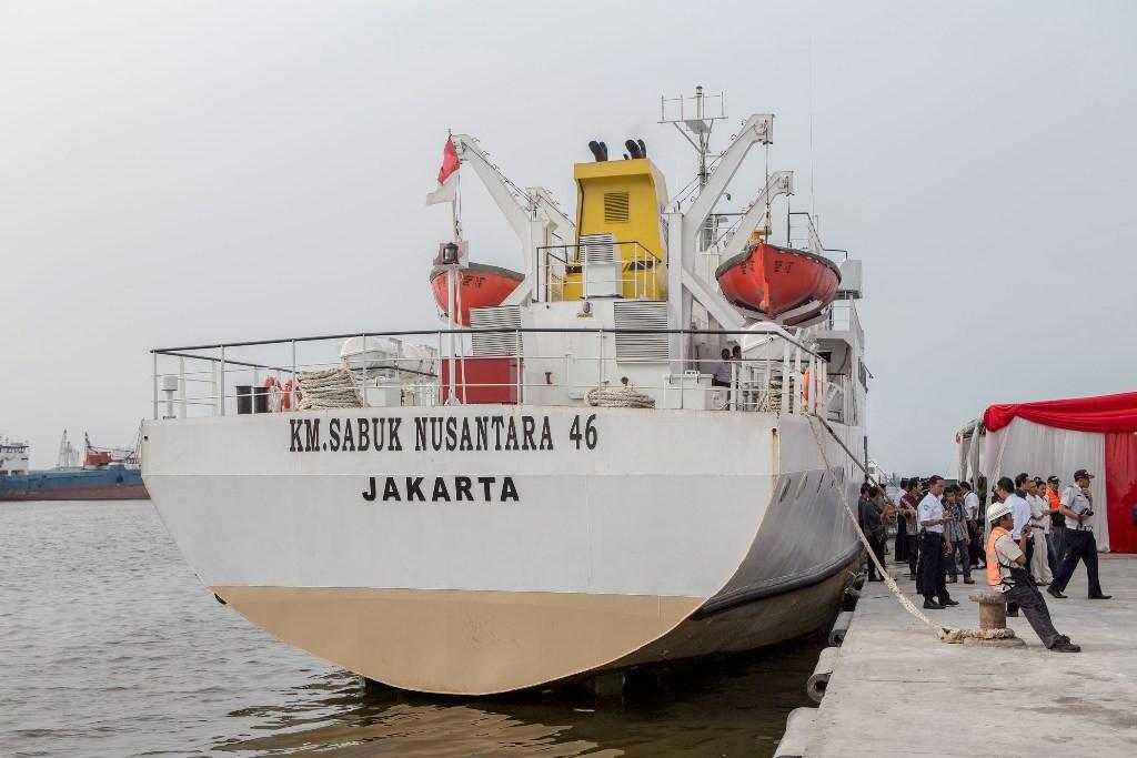 Pelni Optimalkan Kapal Penumpang Untuk Angkut Logistik