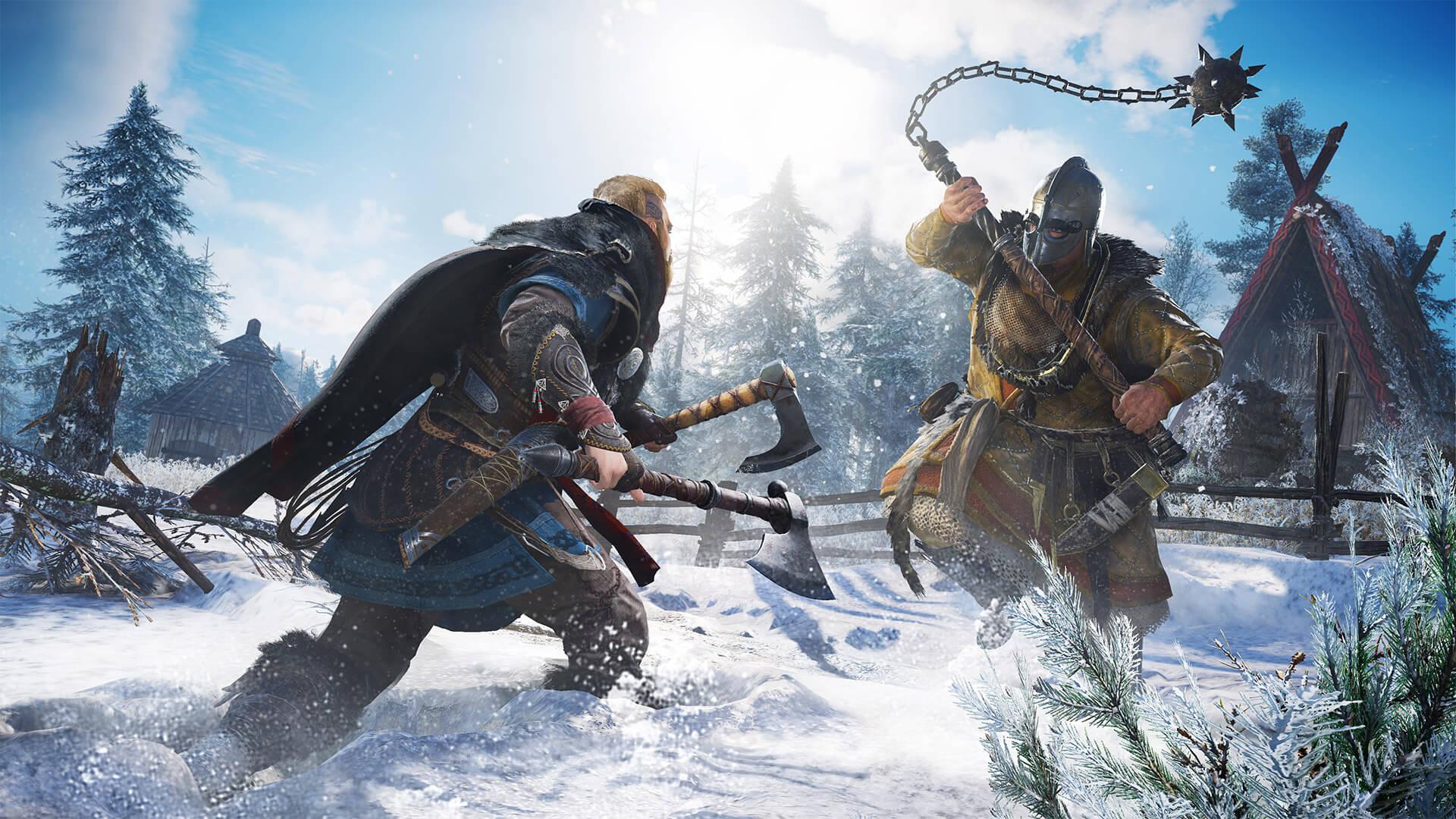 Assassins Creed Valhalla Lebih Luas Dari Ac Odyssey Medcom Id
