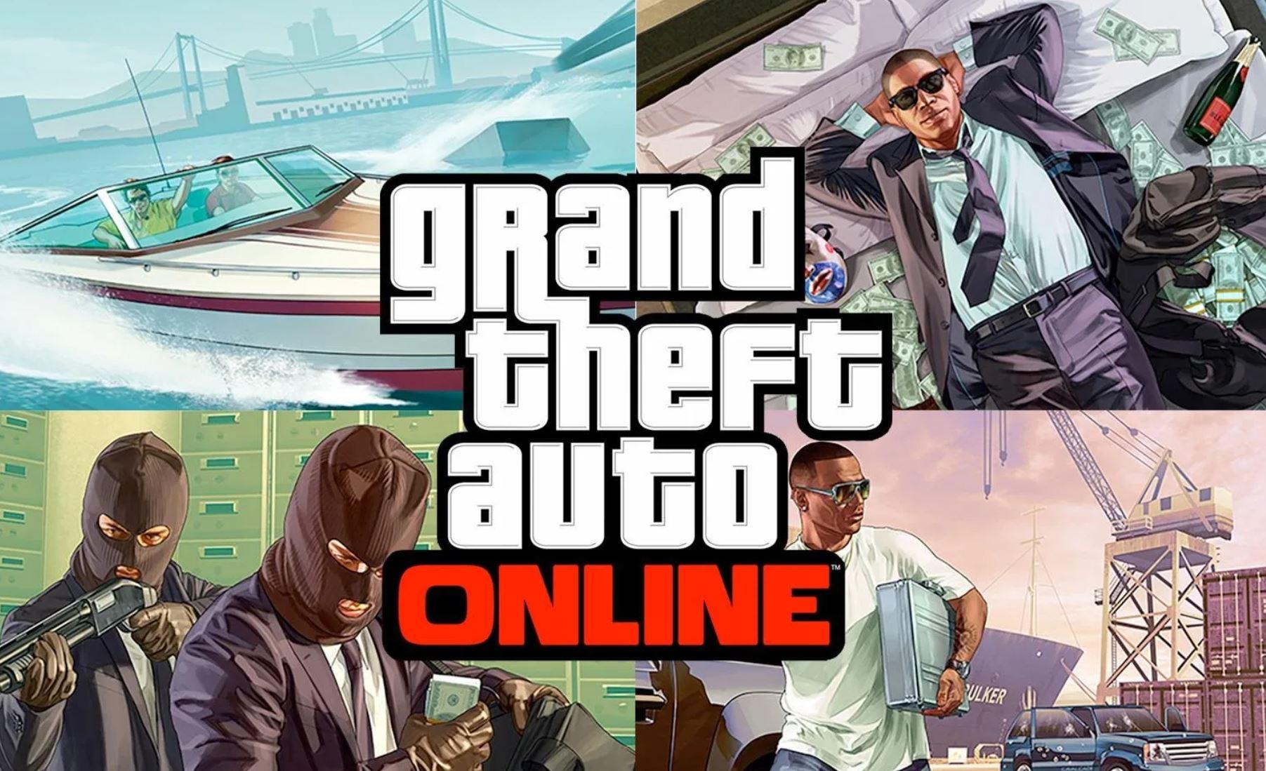 Pertama Kali Main Gta V Begini Cara Masuk Ke Gta Online Gratis