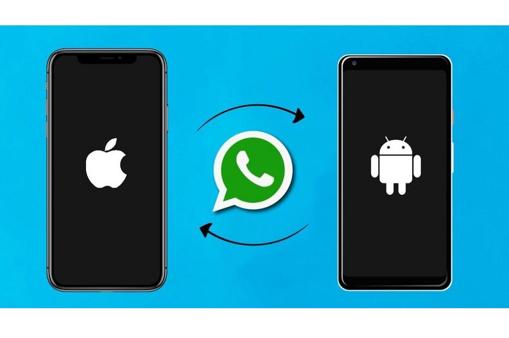 cara salin chat whatsapp dari iphone ke