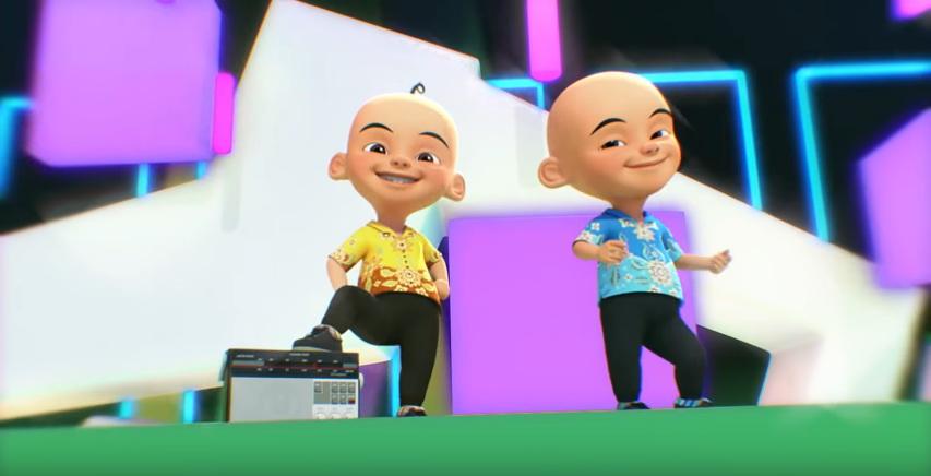 Upin & Ipin Bergoyang Dangdut karena Diminati di Indonesia - Medcom.id