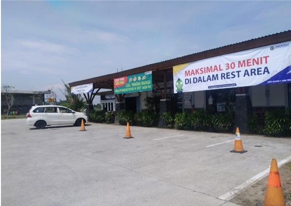 <i>Rest Area</i> di Tol Jakarta-Cikampek Ditutup Antisipasi Lonjakan Lalu Lintas