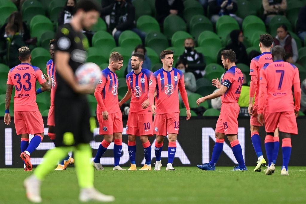 Krasnodar vs Chelsea: Tim Tamu Menang Telak!