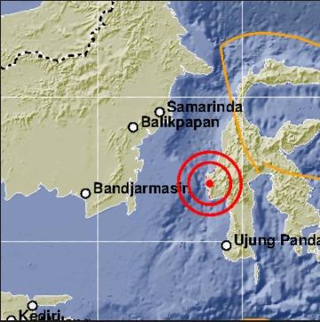 Bmkg Gempa Susulan Sulbar Tak Berpotensi Tsunami