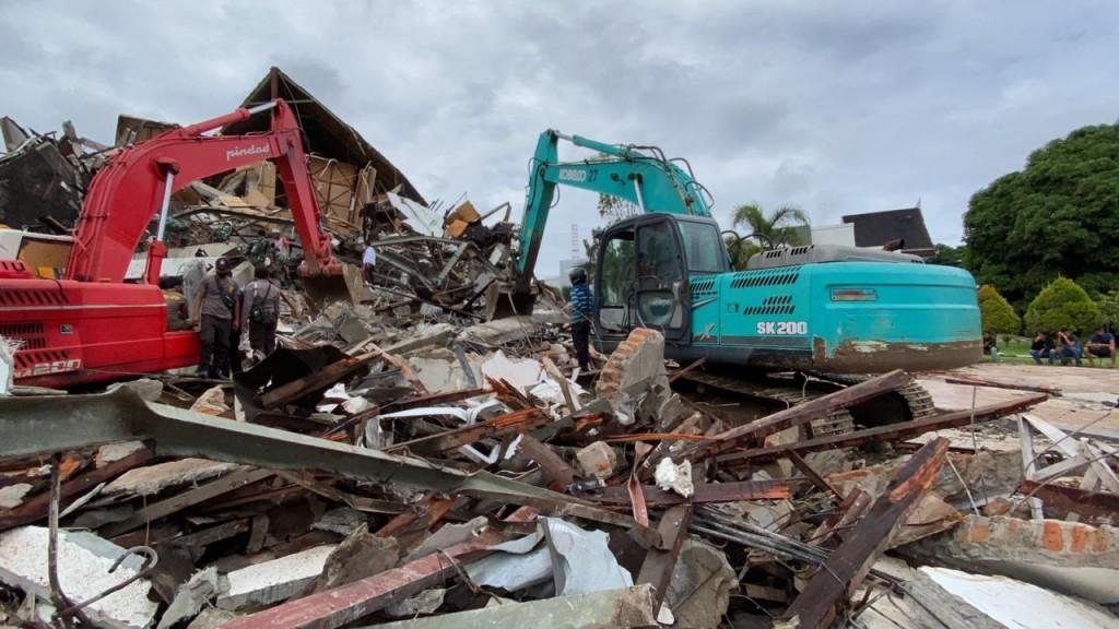 BNPB Minta Warga Sulbar Mewaspadai Gempa Susulan