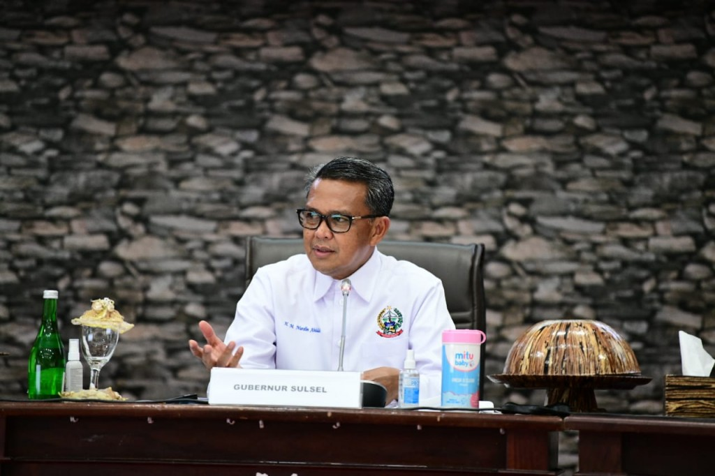 Nurdin Abdullah Punya Segudang Prestasi Sebelum Terjerat Kasus Korupsi