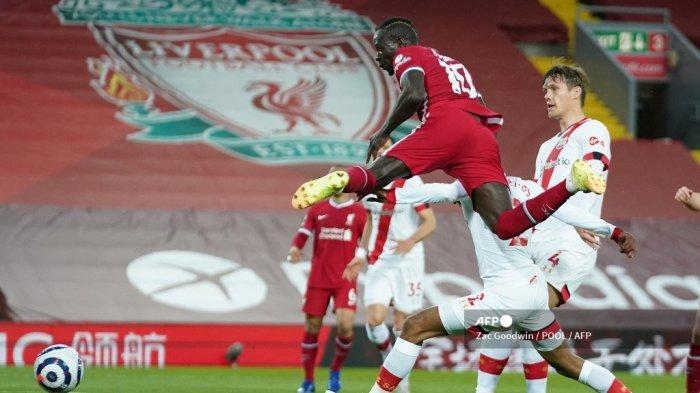 Liverpool vs Southampton: Sengit, The Reds Bungkam The Saints