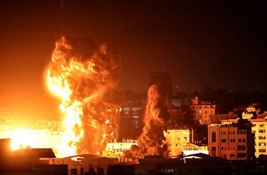 Korban Tewas Serangan Israel di Gaza Hampir Sentuh 200