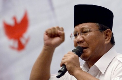 Survei SMRC: Elektabilitas Prabowo Stagnan Enam Tahun Terakhir