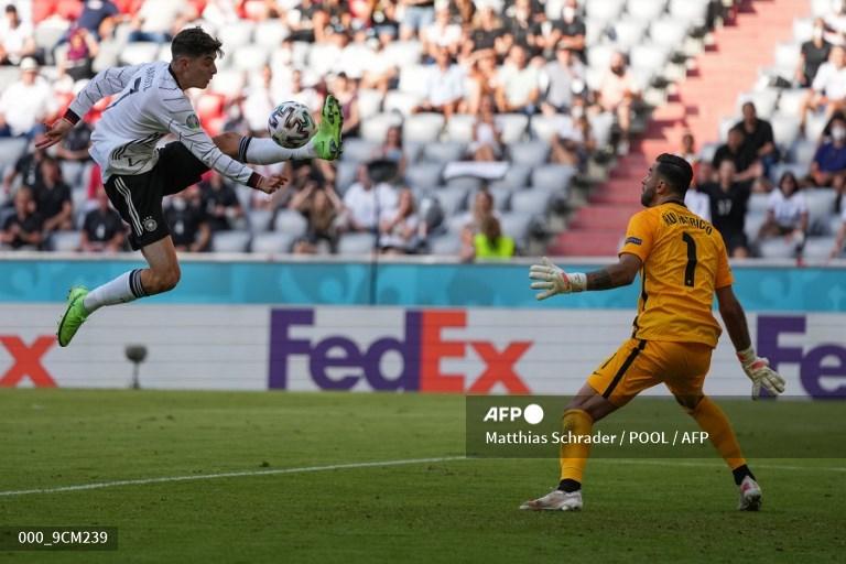 Euro 2020: Tumbangkan Portugal, Jerman Jaga Asa ke 16 Besar