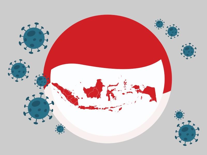 Bertambah 38.679, Kasus Positif Covid-19 di Indonesia Menjadi 3.166.505