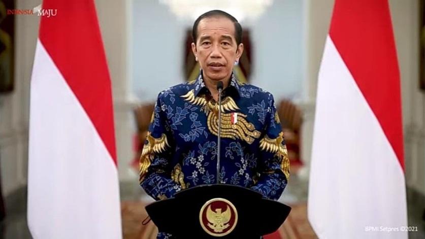 Jokowi Perintahkan Menteri Lakukan Langkah Maksimal Tekan Penularan Covid-19