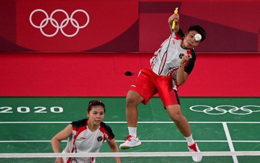 Kalahkan Wakil Tiongkok, Greysia/Apriyani Lolos ke Semifinal