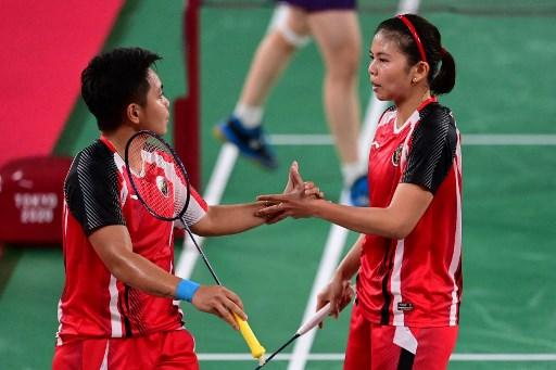 Tekuk Wakil Korsel, Greysia/Apriyani ke Final Olimpiade Tokyo