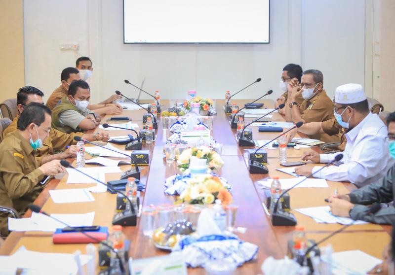 Banda Aceh Kembali Perpanjang Ppkm Level 4