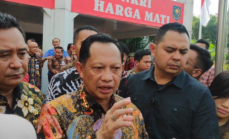 KPK Sentil Tito Karnavian Soal Pengisian LHKPN