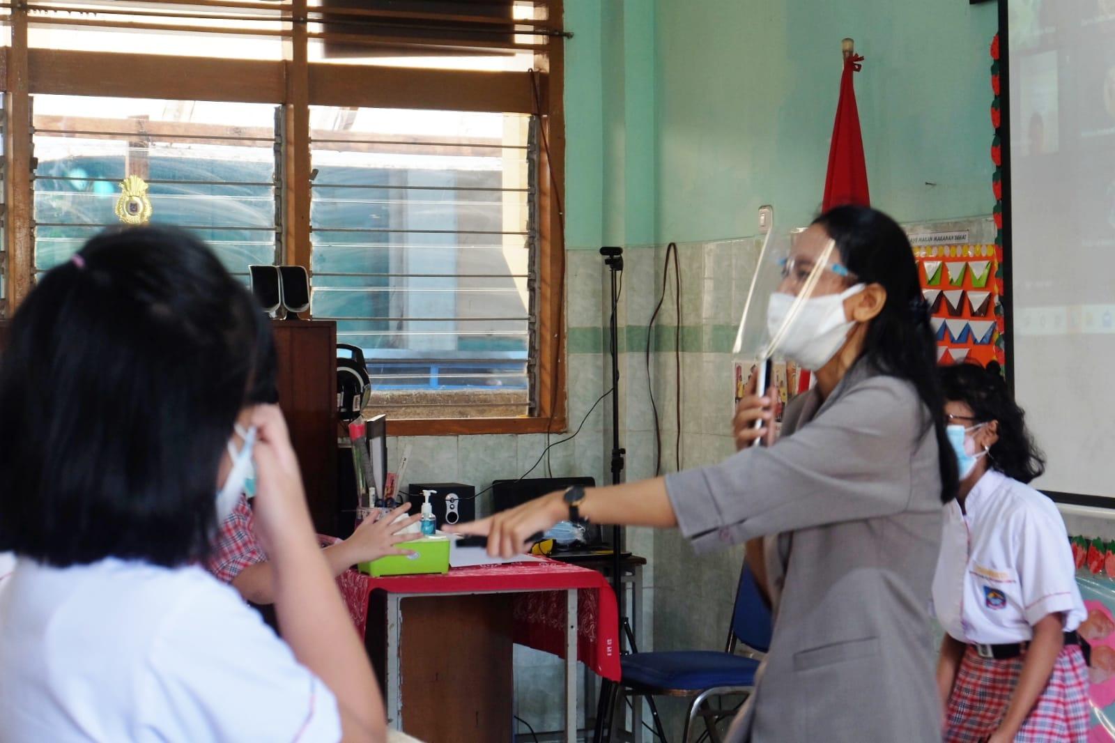 3 Pekan PTM, 241 Siswa di Jakarta Positif Covid-19